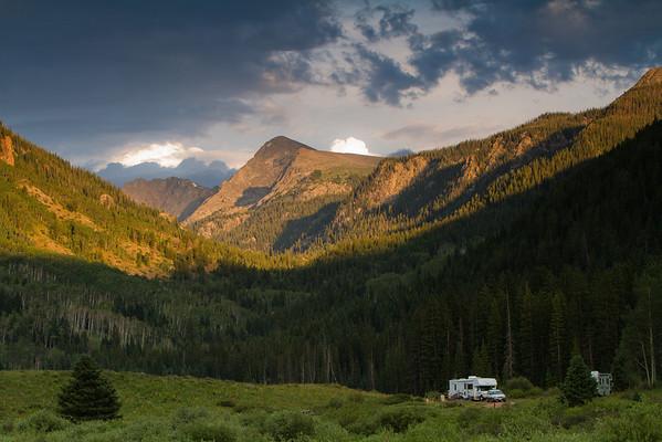 Jeeping in Colorado 2012