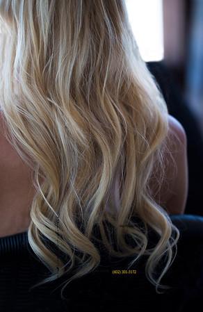 Kaylee's blond hair 1715