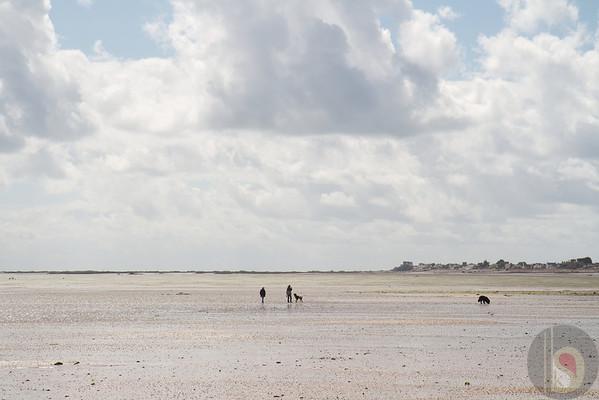 St Helier Bay - Jersey Island
