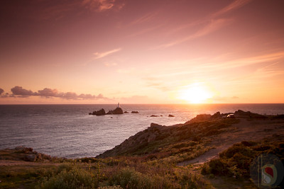 St Brelade coastline - Jersey Island