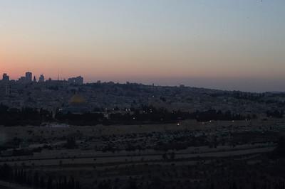 Jerusalem 2007