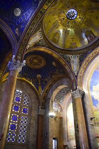 inside the Christian church