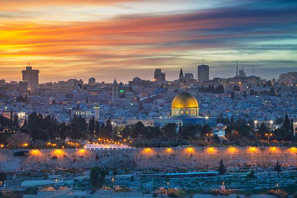 Old Town of Jerusalem.