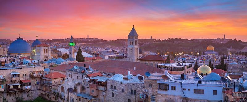 Jerusalem.