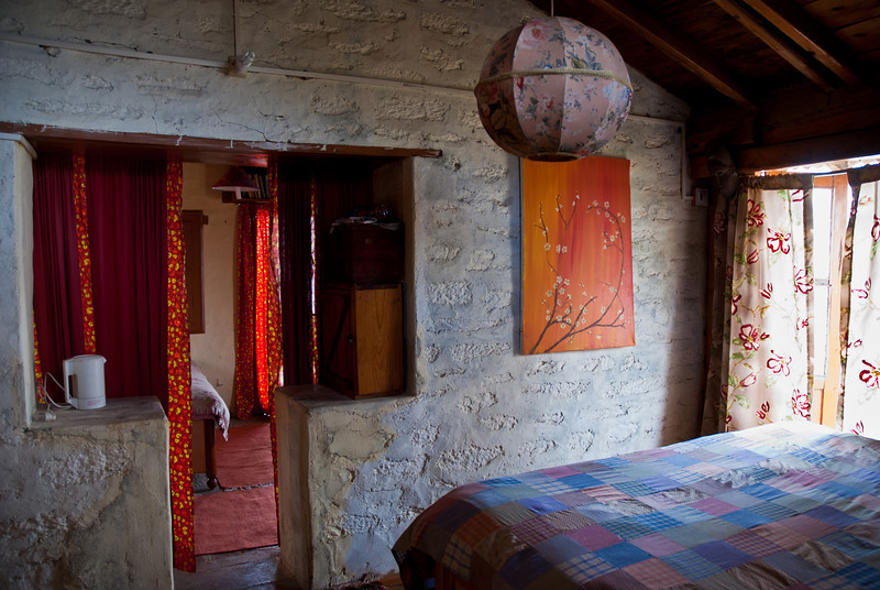 A room at the farm