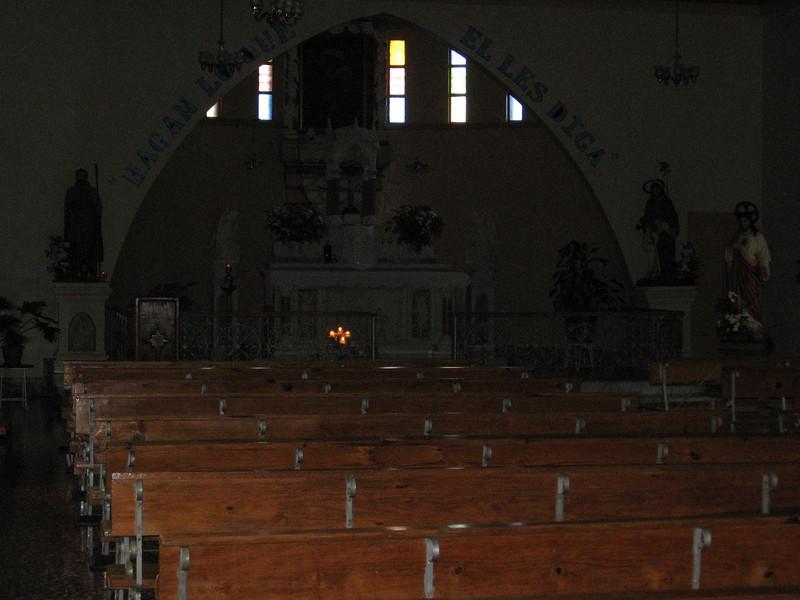 Their chapel