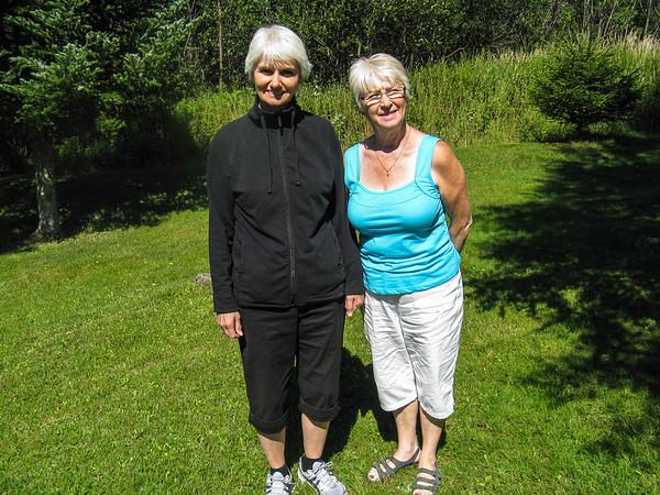 Joan's Visit 2013