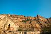 Mehrangarh Fort in evening light, Jodhpur, Rajasthan, India.