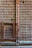 Massive doors of Mehrangarh Fort, Jodhpur, Rajasthan, India.