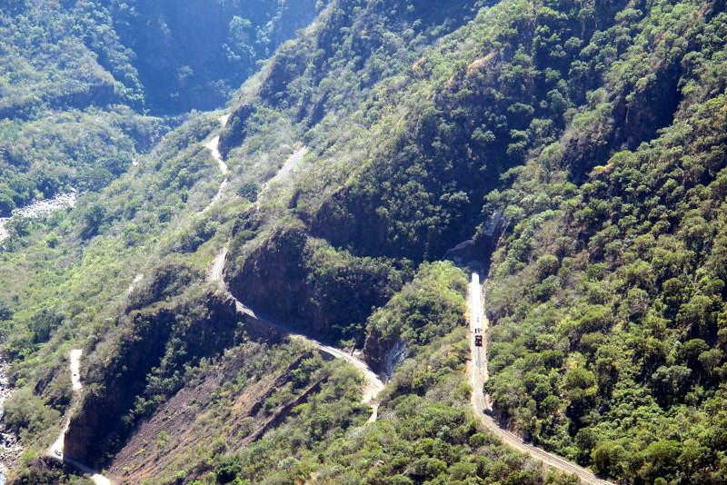 Copper Canyon from El Mirador