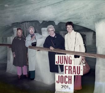 1976 Girls European Adventure