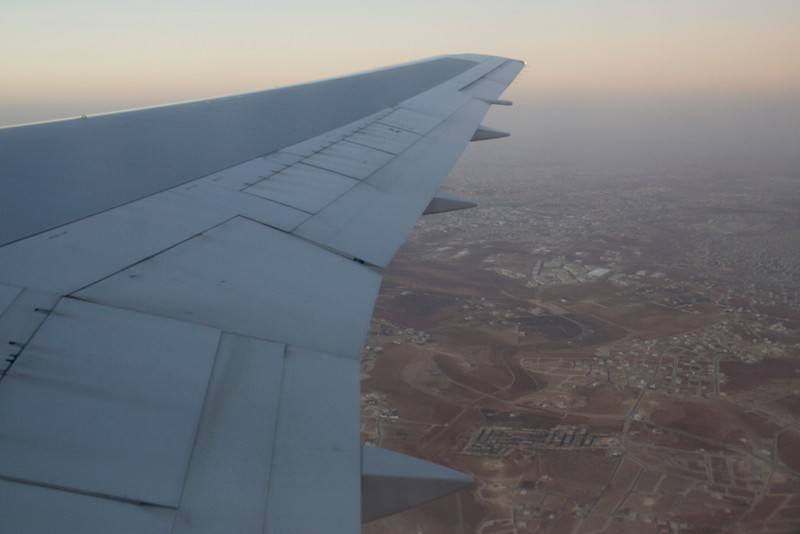 Amman from the air