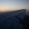 Getting ready to land in Amman
