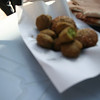 Felafel at Hashem restaurant