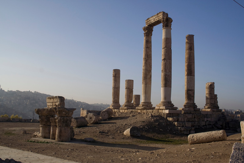 Ruins of the Temple of Hercules