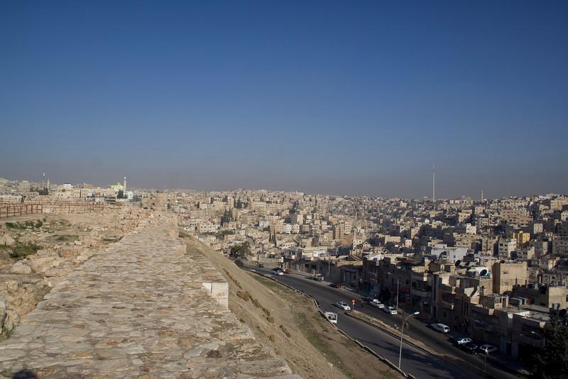 Citadel ramparts