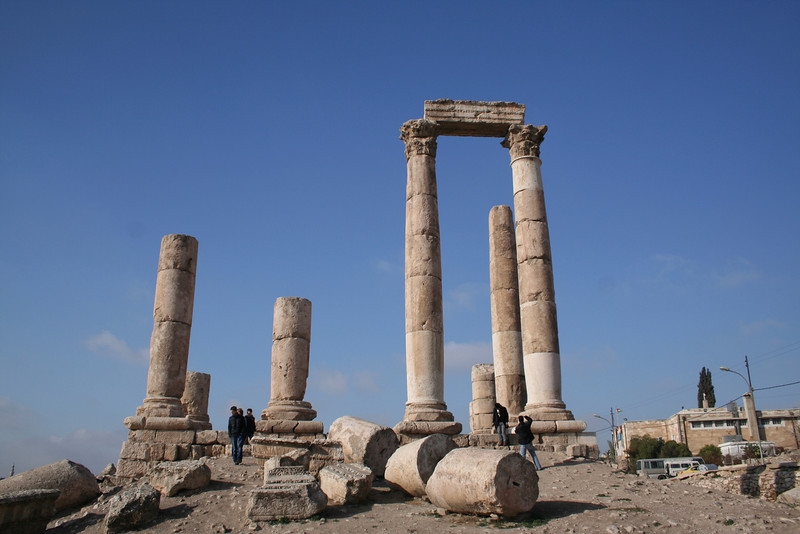 Remains of Temple of Hercules