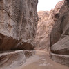 Walking down the siq...