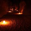 The candlelit siq