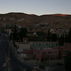 Wadi Musa from our hotel