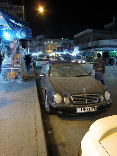 Amman Post-Rain