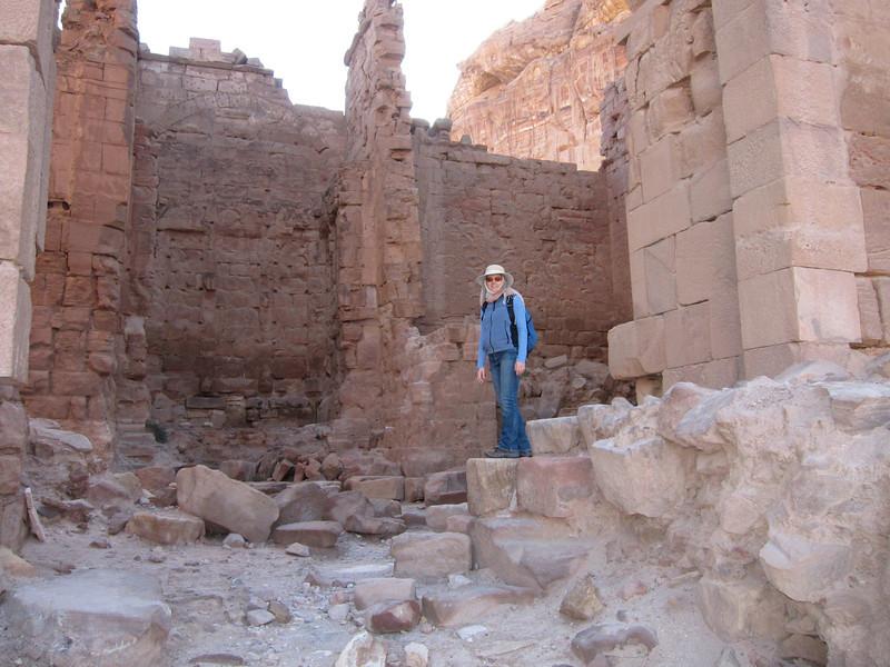 Petra Roman Ruins