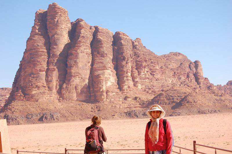 Wadi Rum, Seven Pillars of Wisdom