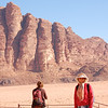 Wadi Rum, Seven Pillars of Wisdom