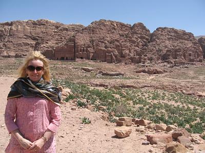 at Petra