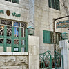 Feb. 26, 2004.  A shop with very cool Jordanian handcrafts and items.