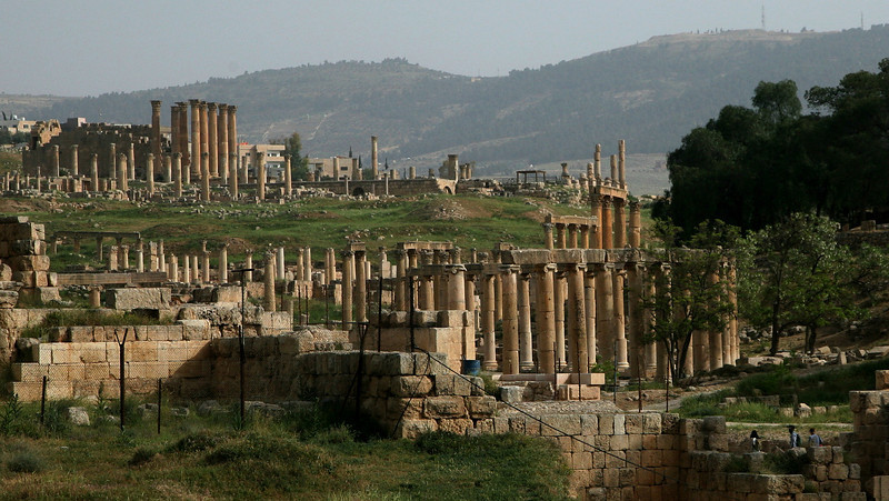 """""""The Pompeii of the Middle East,"""" but no volcanoes nearby."""