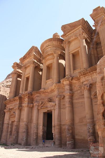 the Monastery, Petra photo 2