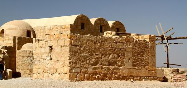 Qasr Amra desert castle