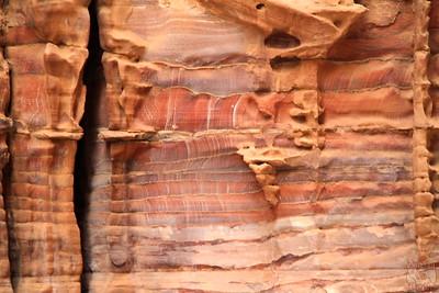 rocks of Petra