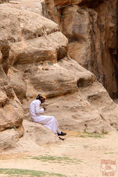 berber of Litlle Petra
