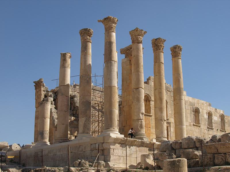 Jerash ruins