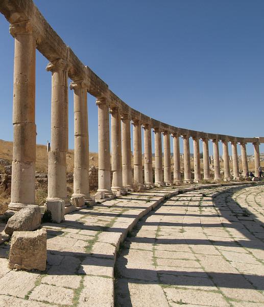 Jerash; Forum detail