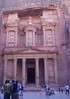 "The Treasury; you might remember it from the first ""Indiana Jones"" movie"