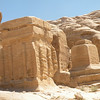 The Djinn blocks standing guard along the entry path take their name from the Arabic word for spirit.  They were built by Nabataeans in the 1st. century AD.