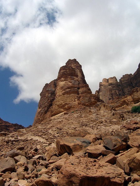 Wadi Rum; there's just something about this shot; one of my favorites from this trip.
