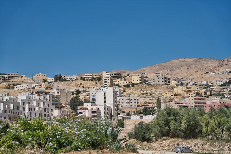 Petra, New City
