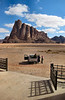 "The Seven Pillars of Wisdom, Wadi Rum. This area has been used as a location for several films including <a href=""http://www.imdb.com/title/tt0056172/"">Lawrence of Arabia</a>."