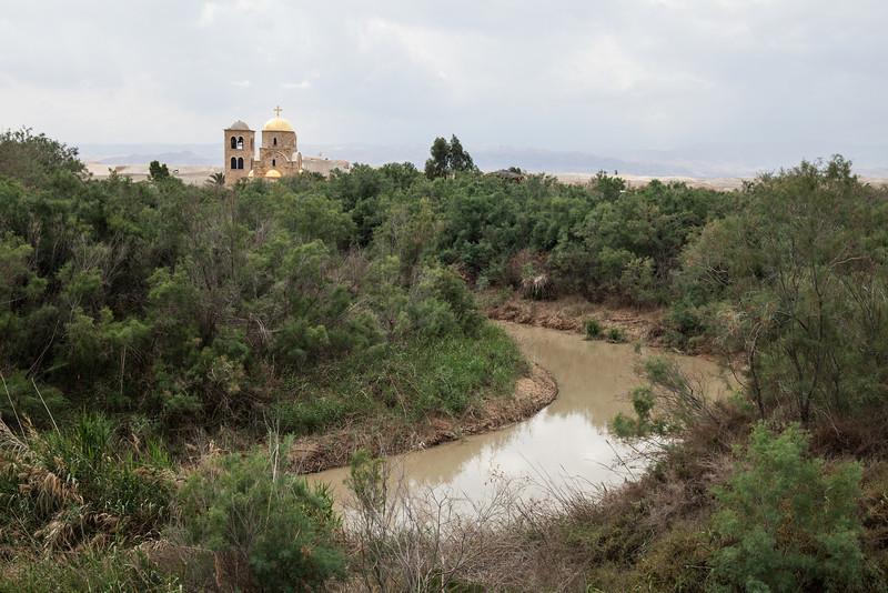 Jordan River, Jordan