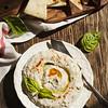 Jordanian Food Mouttabal