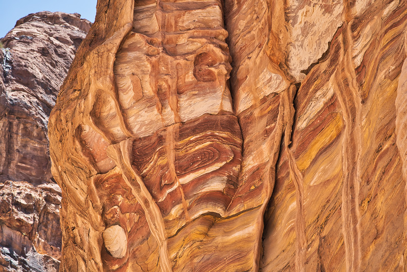 Petra Beautiful Sandstone