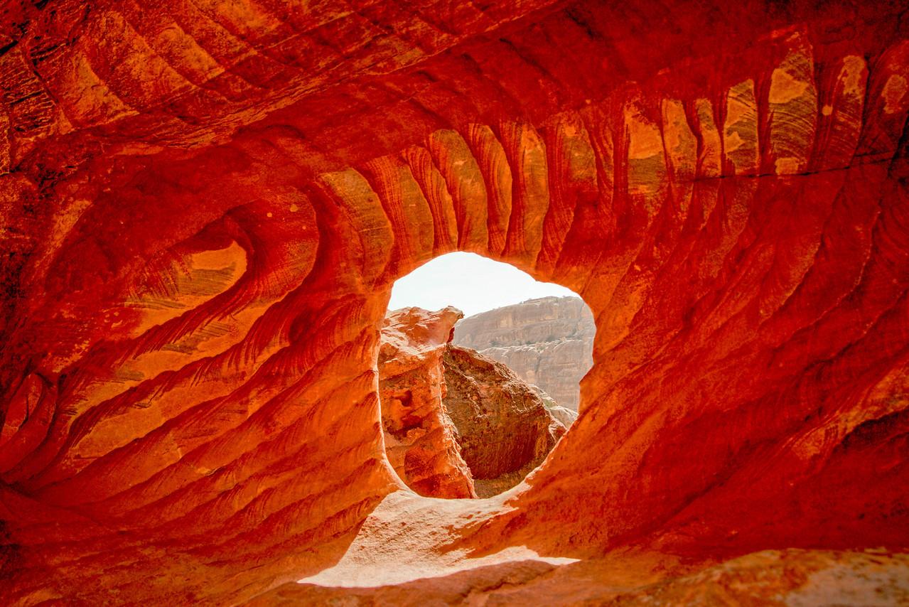 Amazing Rocks of Petra