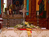 Jordan - Amman - Greek Orthodox Church - altar