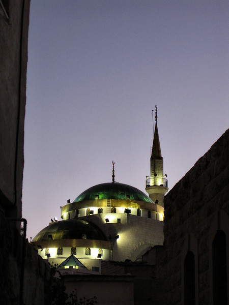 Mosque, Madaba