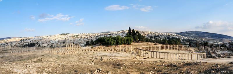 Jerash - Oval Forum