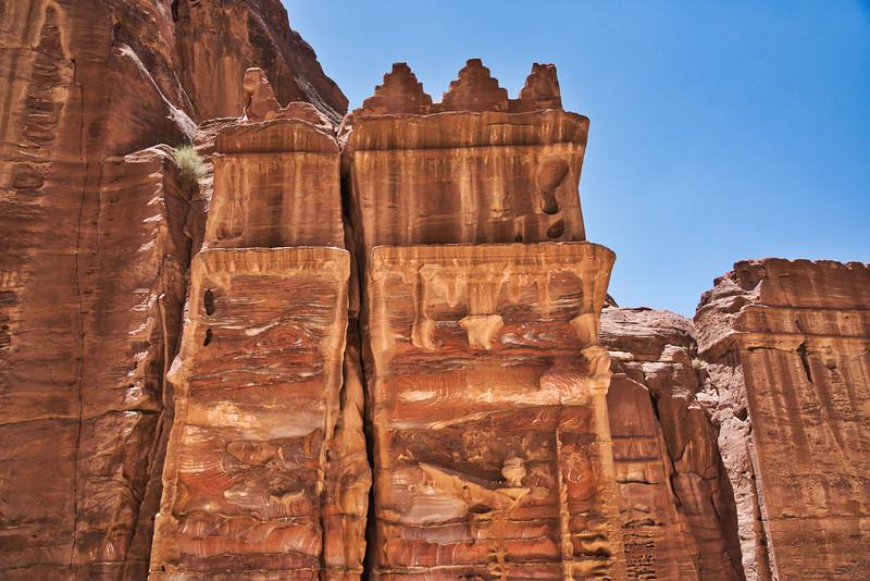 Petra Djinn Block (Memorial Monuments)